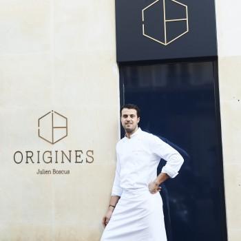 Kiss my chef : Origines de Julien Boscus, les saisons avant tout